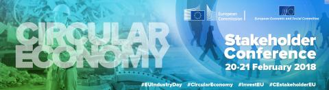 Circular Economy Stakeholder Conference Banner