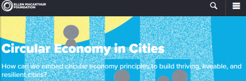 Circular Economy in Cities
