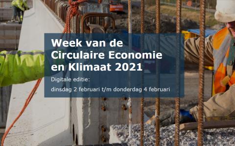 Circular Economy Week in Rijkswaterstaat