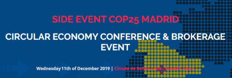 cop 25 madrid side event