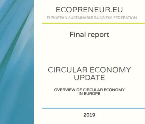 ecopreneur circular economy update