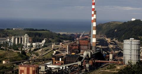 EDP Spain and the use of waste gases from steel production to produce electricity