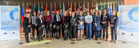 First ECESP CG Meeting
