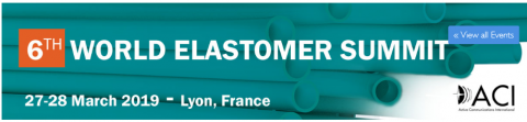 6th World Elastomers Summit