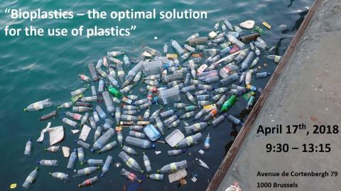 Bioplastics - the optimal solution for the use of plastics