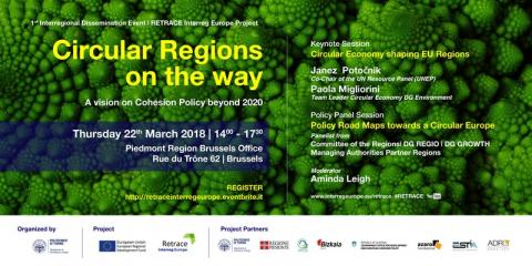 Circular Regions on the Way - A vision on Cohesion Policy Beyond 2020
