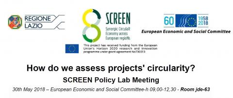 How do we assess projects' circularity?