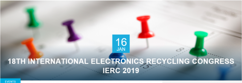18th International Electronics Recycling Congress