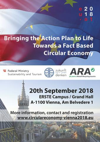 Vienna conference poster