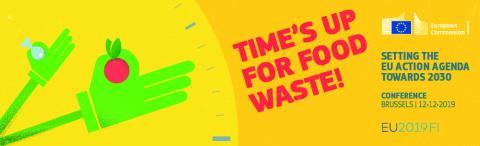 food waste conference DG SANTE