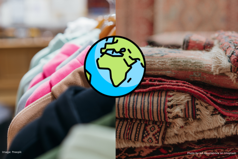 global dimension of textiles in a circular economy