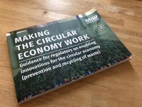 MiW-IMPEL Guidance Making the Circular Economy work