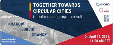 CIRCULAR CITIES PROGRAM POLAND