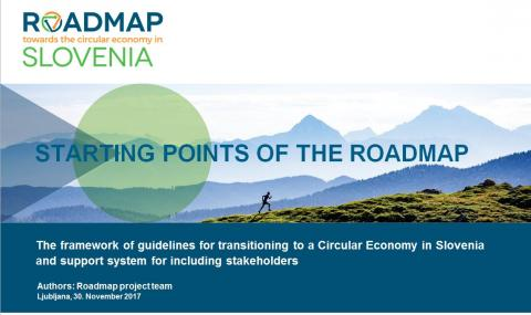 Slovenia's Circular Economy Roadmap