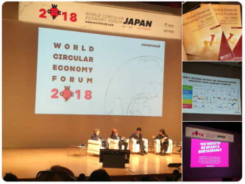 World Circular Economy Forum 2018 - photo by Ladeja Godina