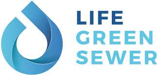 LIFE GREEN SEWER LOGO