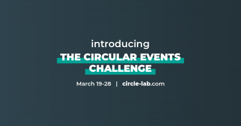 Introducing the circular events challenge