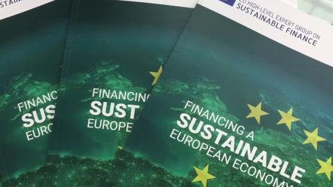 Technical expert group on sustainable finance