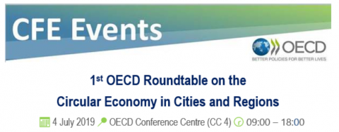 OECD Roundtable on the  Circular Economy in Cities and Regions