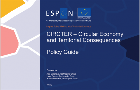 Policy Guide on Circular Economy and Territorial Consequences