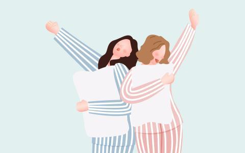 Image of pyjamas
