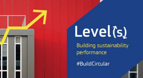 Level(s) building sustainability performance logo