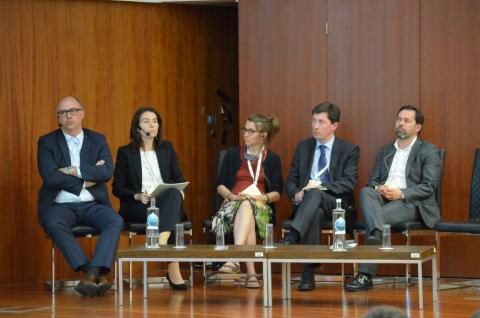 """Second roundtable of the session """"Selective collection and waste streams"""" on bio-waste"""