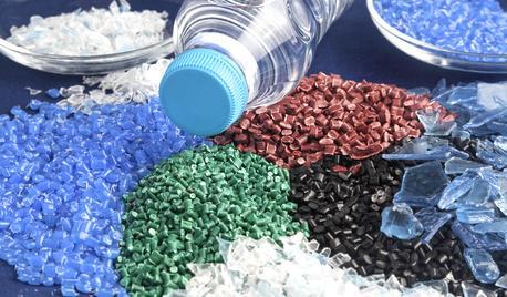Plastic recyclates