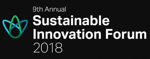 sustainable innovation forum 2018 logo