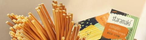Staramaki wheat straw