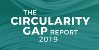 logo of 2019 circularity gap report