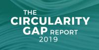 logo of 2019 circularity gap report