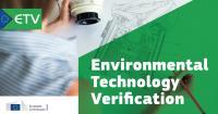 EU Environmental Technology Verification Programme (ETV)