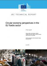 Research into circular economy perspectives in the management of textile products and textile waste in the European Union