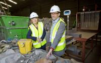 Major funding agreement signed on advanced plastics recycling plant in Scotland